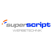 Logo: Superscript