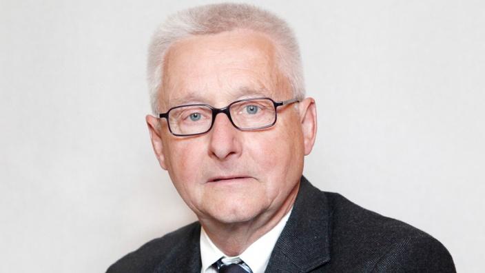Helmut Nowak MdB