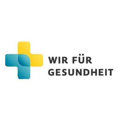 Logo: Wir für Gesundheit