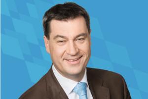 Staatsminister Dr. Markus Söder MdL