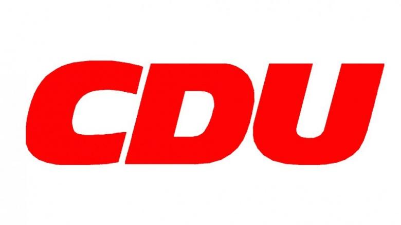 Bildergebnis für cdu logo