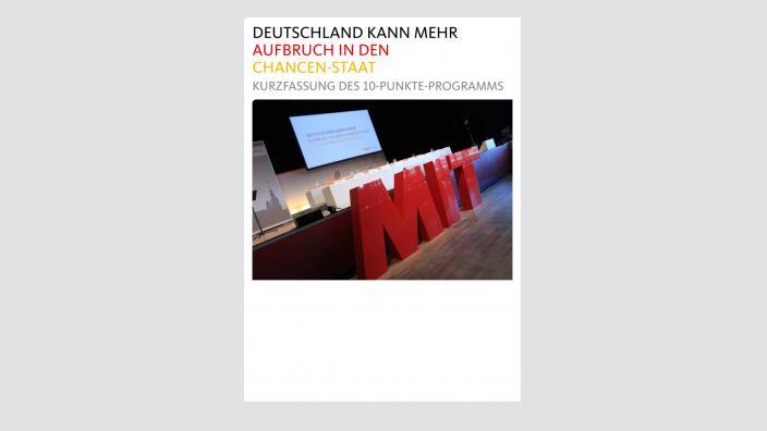 Kurzfassung des 10-Punkte-Programms