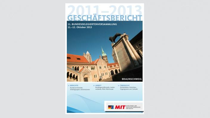 Geschäftsbericht 2011 - 2013